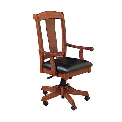 borkholder nc 2803xxx office executive desk chair with gas