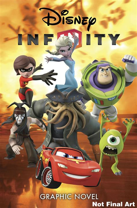 disney infinity graphic  coming