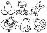 Pond Coloring Animals Theme Frogs Froggy Activities Frog Printable Worksheets Number Luxury Animal Duck Goes Math Drawing Homeschool Prek April sketch template
