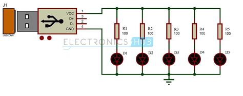 Usb Wiring Diagram 5v by Usb Pin Diagram Free Wiring Diagram For You