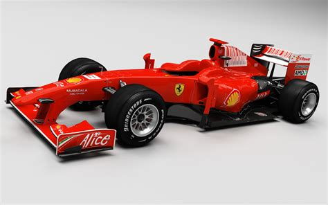 Ferrari F1 Race Car Wallpapers