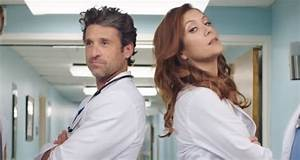 Patrick Dempsey & Kate Walsh Have Mini 'Grey's Anatomy ...
