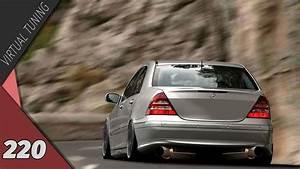 Mercedes Benz W203 Tuning : virtual tuning mercedes benz w203 c220 220 youtube ~ Jslefanu.com Haus und Dekorationen