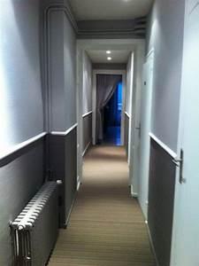 couleur pour couloir sombre fabulous astuces pour la With quelle couleur peindre les portes 14 defi rendre chaleureux un long couloir
