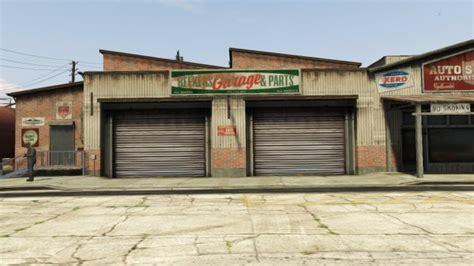 Gta 5 Beekers Garage by Beeker S Garage Grand Theft Encyclopedia Fandom