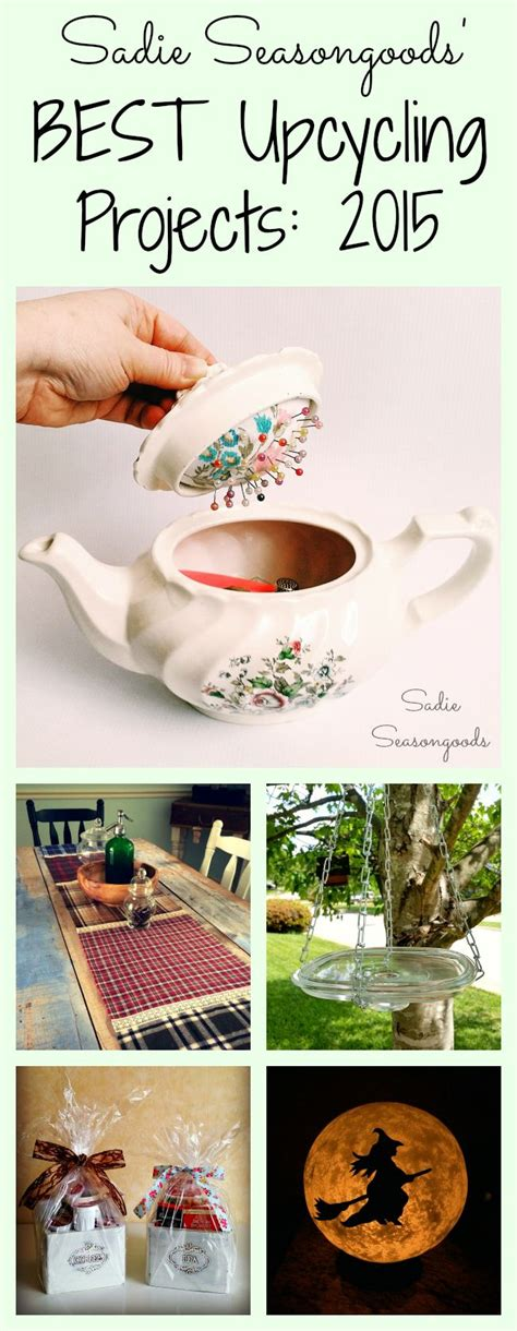 Recycling Und Upcycling Inspirationen by Favorite Upcycled And Repurposed Projects In 2015