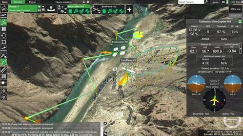 maps  flight plan mission planner ardupilot discourse