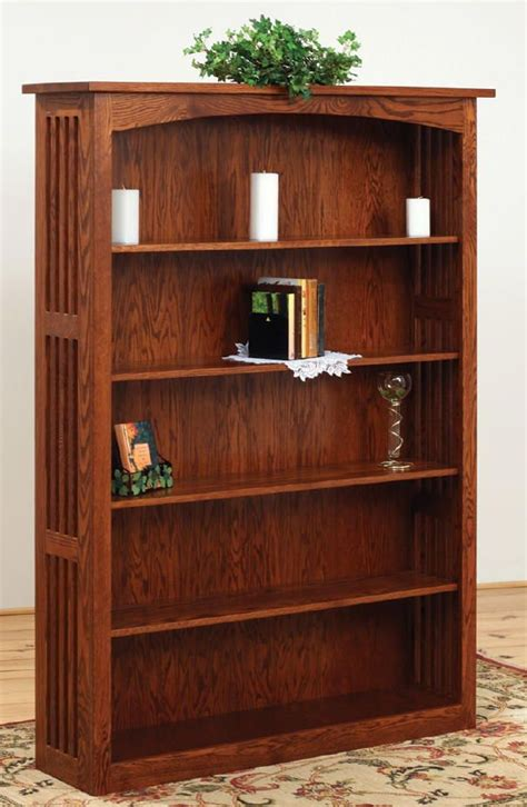 Craftsman Style Bookcase Plans  Woodworking Projects & Plans