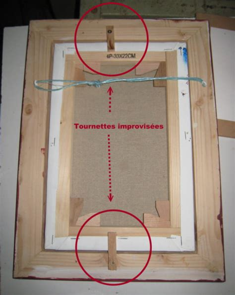 comment fixer un cadre fixer un tableau dans cadre fixer le paquet