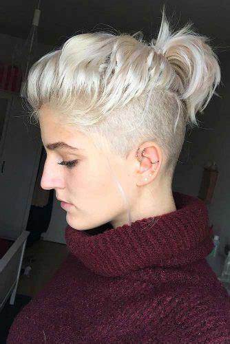 timeless undercut bob haircut embrace  trends