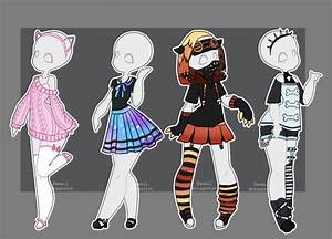 Pin by Spirited Toast on Anime Girl | Pinterest | Kawaii outfit Kawaii and Drawings