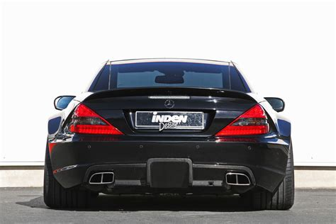 Inden Design Releases Black Series Kit For The Mercedes
