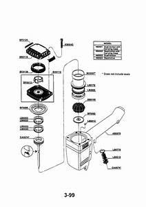 Senco Nailer Parts