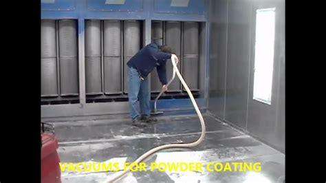 Powder Coating Vacuum Cleaner   Ruwac USA
