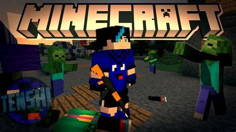 zombie minecraft apocalypse pe mod mcpe