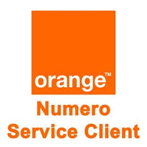 sfr siege social numero service client orange contacter orange