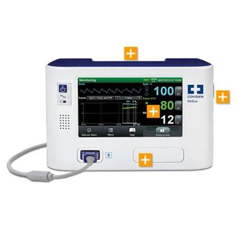 Covidien Nellcor Bedside SpO2 Patient Monitoring System