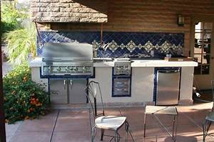 Outdoor Kitchens and Custom Barbecues Outdoor Living