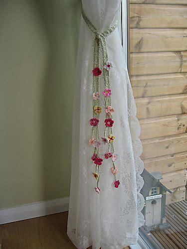 beautiful  crochet curtain patterns crochet