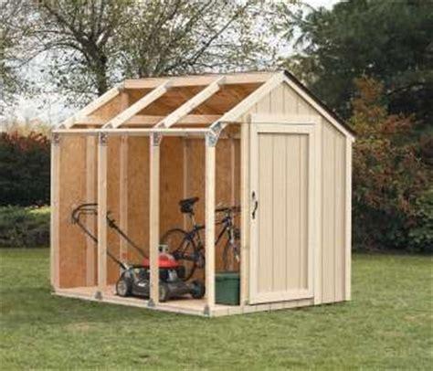 Shed Bracket Kit by 2x4 Basics Shed Kit Peak Roof Brackets Only Creative