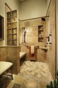 walk in bathroom shower designs 23 bathroom designs with handicap showers messagenote
