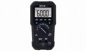 Trms Digital Multimeter With Temperature Measurement