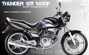 Suzuki Thunder 125 Compatible Parts