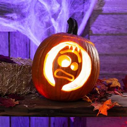 Pumpkin Carving Stencils Pop Culture Templates Forky