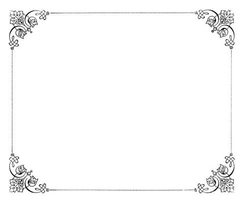 fancy paper border designs images fancy frame borders