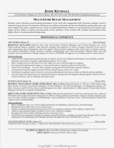 Creative Resume Objective by Creative Best Store Manager Resume Objective Store Manager