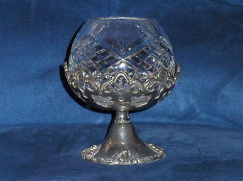 godinger silver candle holder godinger candle bowl holder silver plate stand