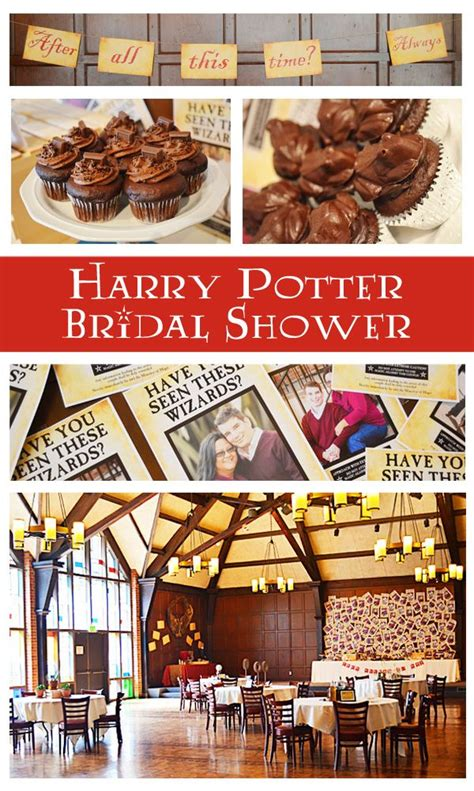 Harry Potter Bridal Shower Ideas by 103 Best Images About Bridal Shower Ideas Themes On