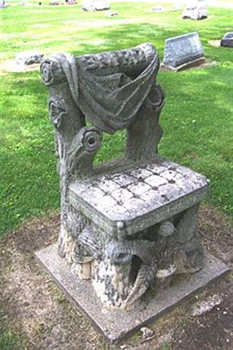 Devils Chair Cassadaga Location by The S Chair Legend