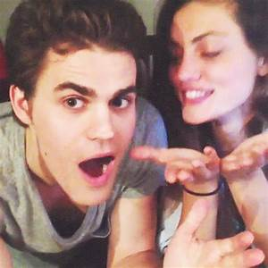 17 Best images about Phoebe Tonkin and Paul Wesley on ...