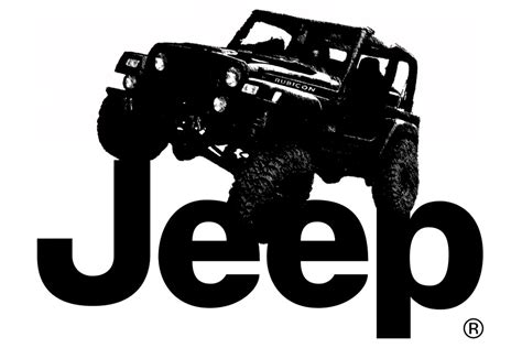 jeep logo drawing jeep decals and logos car interior design