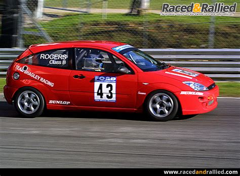 Ford Focus Race Car For Sale £9700