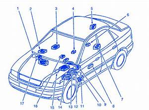 Audi Q7 2008 Interior Electrical Circuit Wiring Diagram