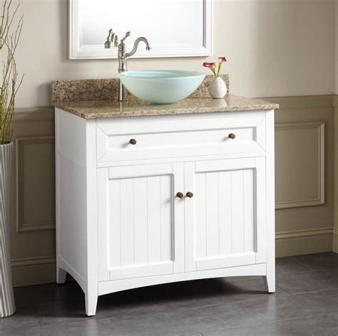 Cabinet For Bathroom Sink by Vessel Sink Cabinet