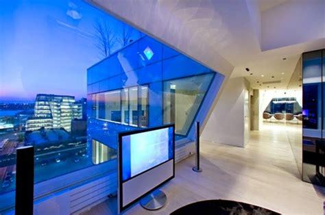 ultra modern apartment   york city
