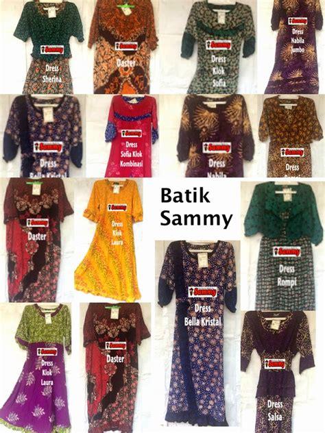 Daster Batik Anggun Sammy dhewyz contoh motif batik sammy