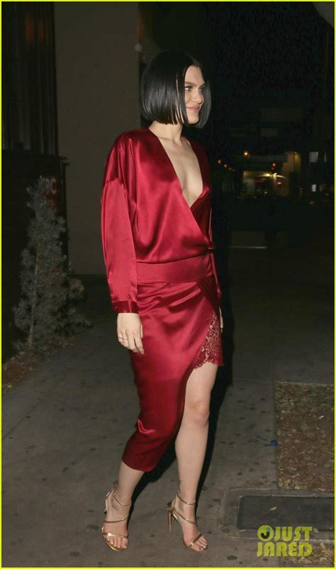 Jessie J Goes Sexy For Night Out In Los Angeles Photo