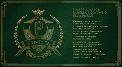 Palmeiras lança campanha institucional