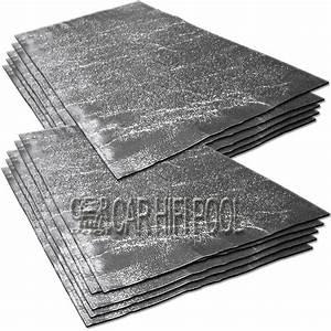 Anti Dröhn Matte : 10er pack bit20alu adm anti dr hn matte alu bitumen d mmstoff selbstklebend ebay ~ Orissabook.com Haus und Dekorationen