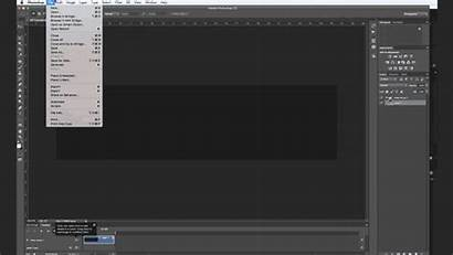 Photoshop Effects Create Save Step Using Creating