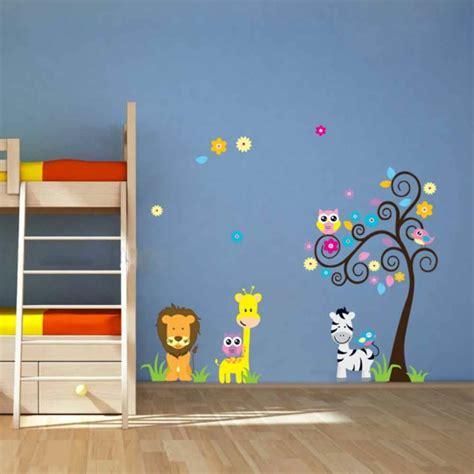 wandmalerei im kinderzimmer ein entzueckendes ambiente