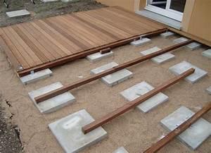 Terrasse Pas Cher : r sultat de recherche d 39 images pour faire une terrasse ~ Edinachiropracticcenter.com Idées de Décoration