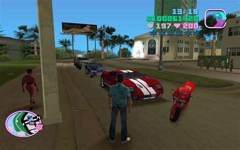 gta grand theft auto vice city game   full