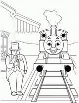 Coloring Train Thomas Pages Printable Blank Pdf Tank Engine Jumanji Blippi Drawing Friends Clipart Printables Getcolorings Getdrawings Colorful Trains Edison sketch template