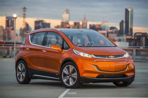 concept chevy chevrolet bolt concept naias 2015 gm authority