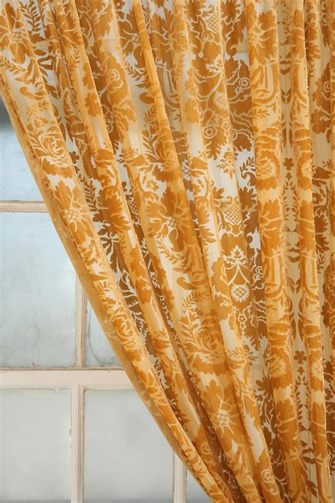 31 best images about velvet curtains on ina